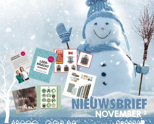 Nieuwsbrief Leerkracht organizer