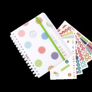 Leerkracht organizer - stickers