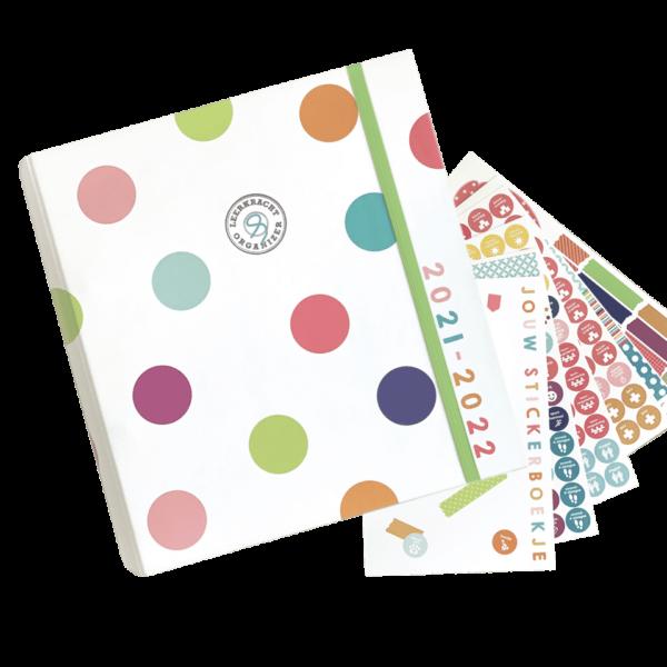 Leerkracht organizer XL - stickers
